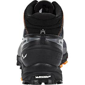 Salewa Ultra Flex Mid GTX - Calzado Hombre - negro